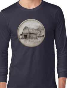 Old Barn Long Sleeve T-Shirt