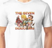 Nanatsu No Taizai - The Seven Deadly Sins Unisex T-Shirt