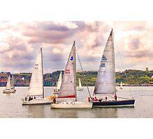 regatta 1 Photographic Print