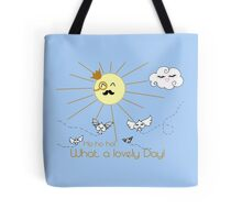 Pikkettos Sunny Day Tote Bag