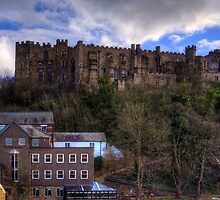Durham Castle by Tom Gomez