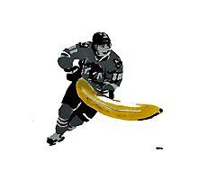 Hockey players need fruit too  Photographic Print