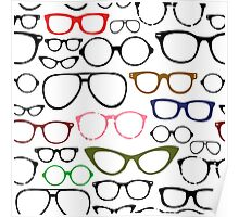 Its All About The Glasses - Fantastic Print and Tshirt design Poster