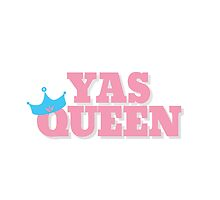Yas Queen Broad City by hellosailortees
