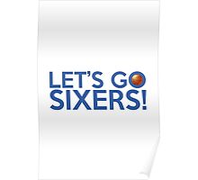 Let's Go Sixers! Poster