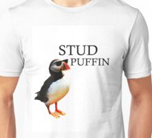 Stud Puffin Unisex T-Shirt