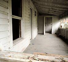 Porch by Susan Gottberg