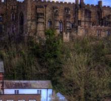 Durham Castle Sticker