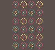 circles One Piece - Short Sleeve