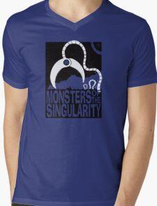 Killer robot Mens V-Neck T-Shirt