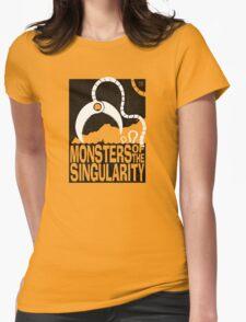 Killer robot Womens Fitted T-Shirt