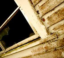Old Window by Susan Gottberg