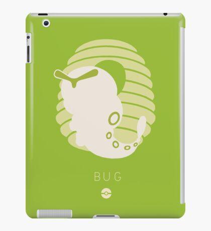 Pokemon Type - Bug iPad Case/Skin