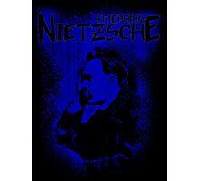 Friedrich Nietzsche Philosopher Design Photographic Print