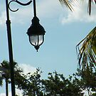 Quaint Street Light by Rosalie Scanlon