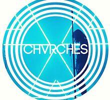 Chvrches by SYTIDelRey