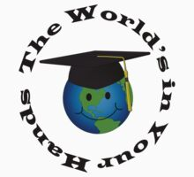Graduation T-shirt by IArtist