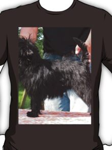 3rd best affenpinscher female T-Shirt
