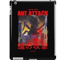 Ant Attack iPad Case/Skin