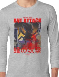 Ant Attack Long Sleeve T-Shirt