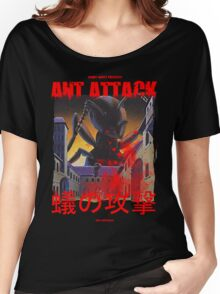 Ant Attack Women's Relaxed Fit T-Shirt
