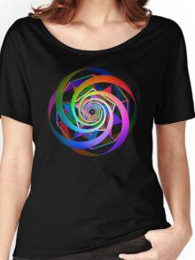'SpiralDocecaStar 1' Women's Relaxed Fit T-Shirt