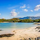 Silver Sands of Morar 6 by Chris Thaxter