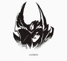 League of Legends Aatrox Custom Design by epocht