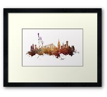 New York City - skyline Framed Print