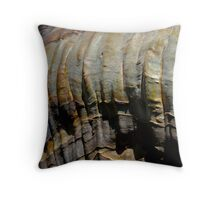 'Is it a grub?' Throw Pillow
