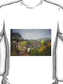 Malham Views T-Shirt
