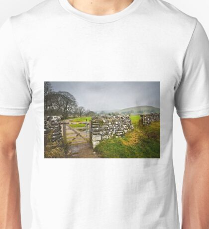 Malham Views Unisex T-Shirt