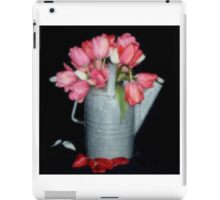 A Pitcher Of Tulips iPad Case/Skin