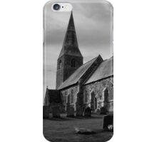 The Parish Church of All Saints iPhone Case/Skin