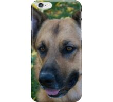 Sometimes You're The Dog iPhone Case/Skin