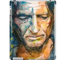 Willie Nelson 6 iPad Case/Skin