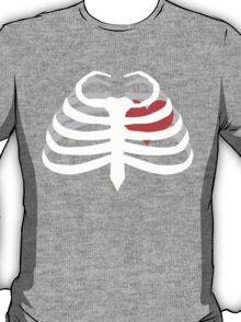 caged hearts T-Shirt