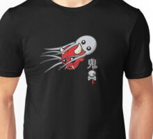 Oni and the octopus Unisex T-Shirt