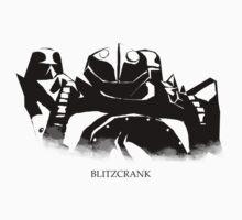 League of Legends Blitzcrank Custom Design by epocht
