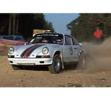 Rally of Lithgow (Car 15) Photographic Print