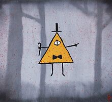 Bill Cipher by Ryn-theObsessed
