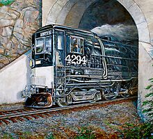 Cab Forward by Gary Symington