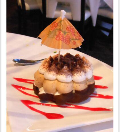 Dessert Fantastica Sticker