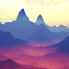 Mountains of Another World by Phil Perkins