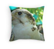 Look Beyond Throw Pillow