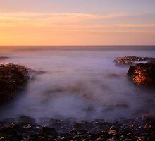 Sunset.........North West Coast by Imi Koetz