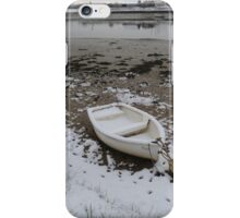 Tilly In The Snow iPhone Case/Skin