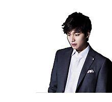 Lee Min Ho Photographic Print