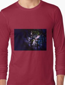 Night Flower Long Sleeve T-Shirt