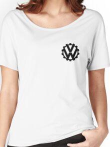 `VW logo Women's Relaxed Fit T-Shirt